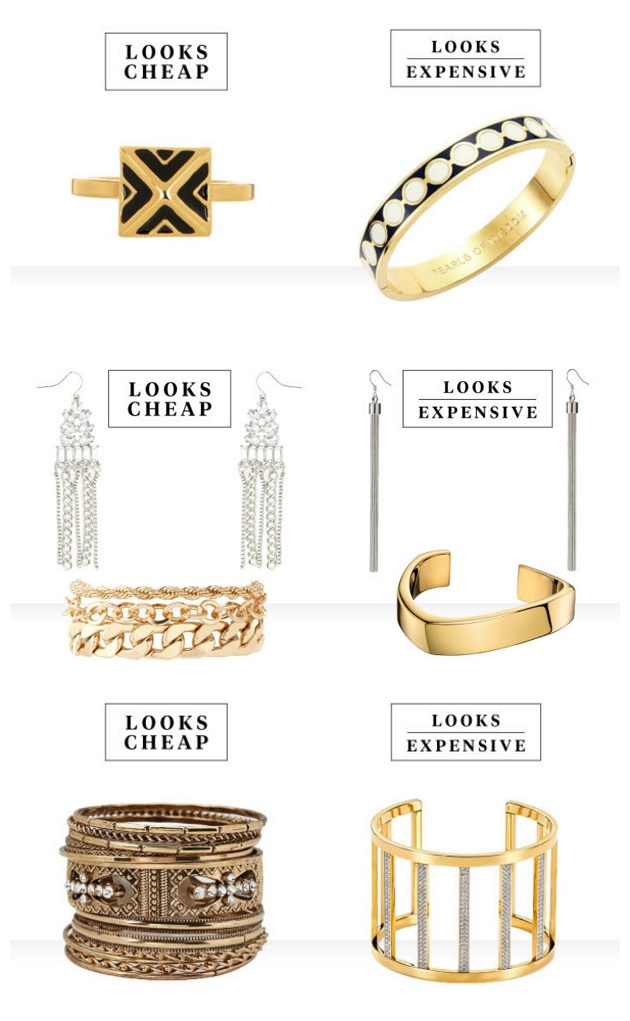 Why The Jewelry You Wear Looks Cheap
