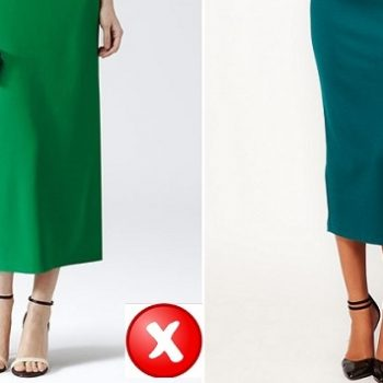 Fashion and Style Mistakes That Make You Look Older