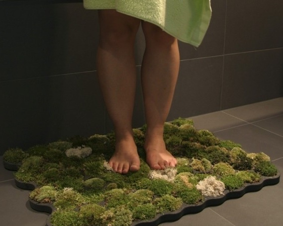 Living Bath Mat