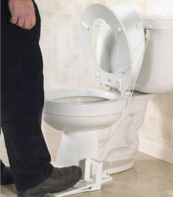 Toilet Seat Lifter
