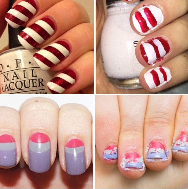 Difficulties When Doing Your Own Nails Alldaychic - Design Your Own Nails Online - Best Nails 2018