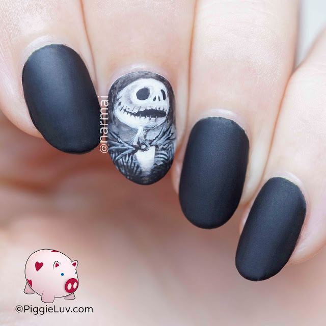 Nail Ideas for the Spookiest Day of the Year – Halloween! - AllDayChic
