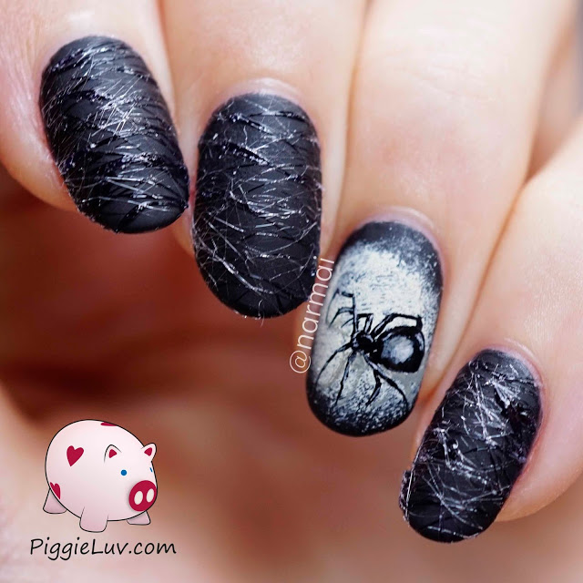 sugar-spun-spiderweb-nail-art-for-halloween-1