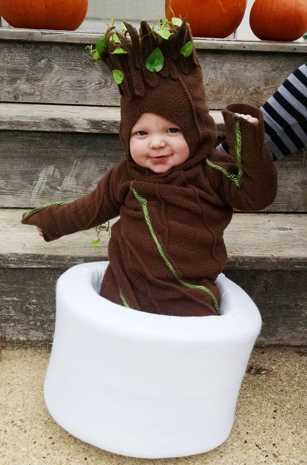 Halloween Costumes Ideas For Babies: Halloween Costume Ideas For Your Adorable Babies!
