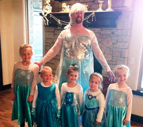 Greatest Halloween Ideas For Fathers And Daughters