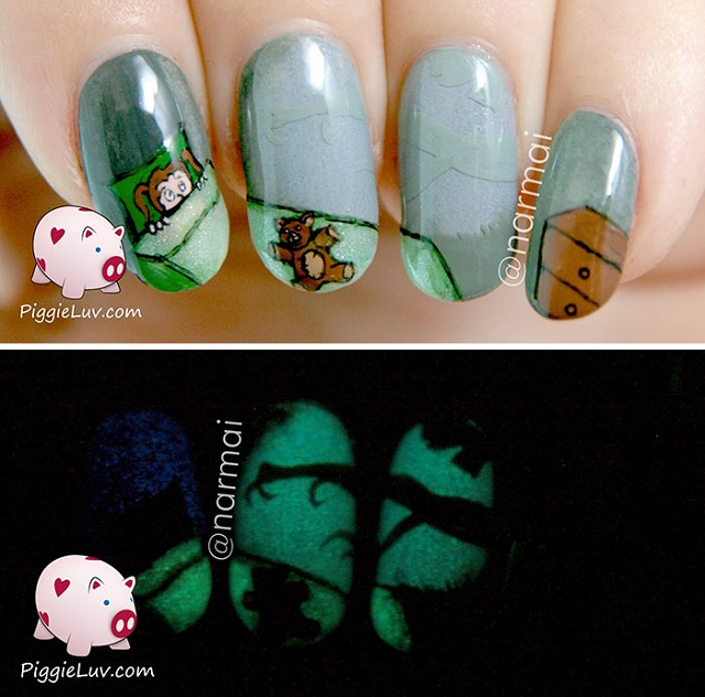 halloween-nail-art-manicure