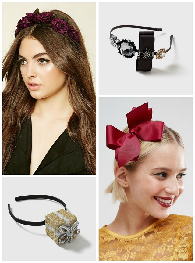 christmas hair accessories you need to get asap alldaychic