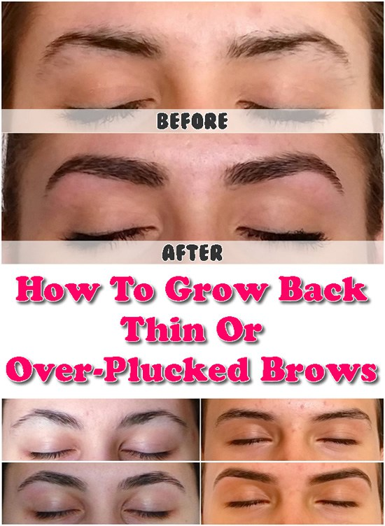 How To Draw Natural Looking Eyebrows When You Have None Alldaychic