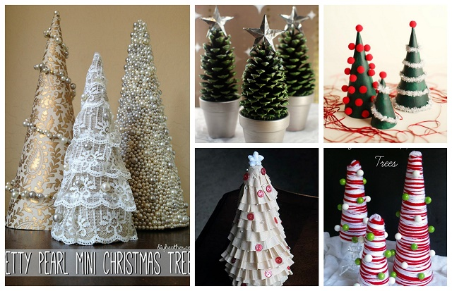 Miniature Christmas Tree Ideas You'll Definitely Need