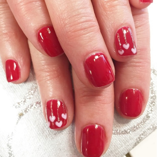 Best Valentines Day Nail Art To Share The Love Alldaychic