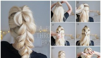 How to Make a Pull Through Braid