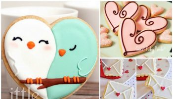 Making Valentine's Day Sugar Cookies (11)