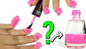 how many coats are in 1 nail polish bottle
