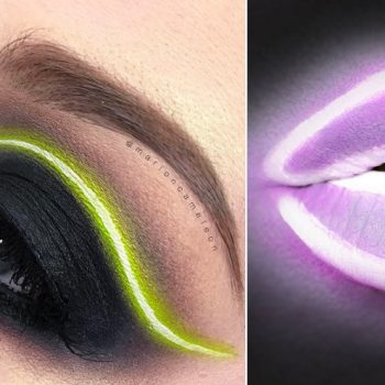 The Neon Makeup Trend Got Us Shook (6)
