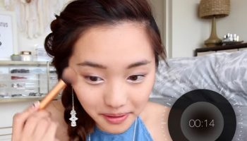 Three to Fifteen Minutes Simple Makeup Ideas