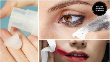 Common Makeup Removing Mistakes You Might be Making