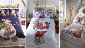 Christmas Bed Sets