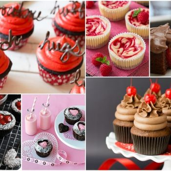 10 Cupcake Ideas for Valentine's Day