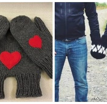 Couple Mitten is the Realest Valentine's Day Gift (2)