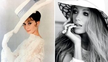 Tips to Dress Fashionably without Disturbing Your Budget – Audrey Hepburn and Blake Lively