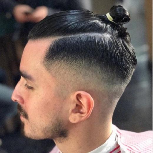 This Year S Best Man Bun Hairstyles Alldaychic