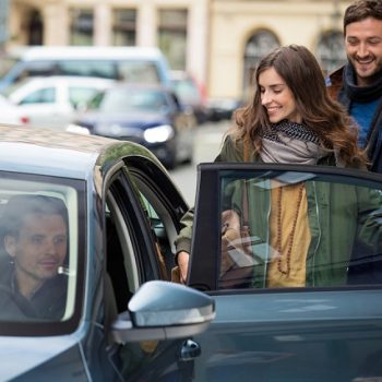 Ridesharing to Make Extra Money