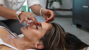 Spa treatments eliminate stress