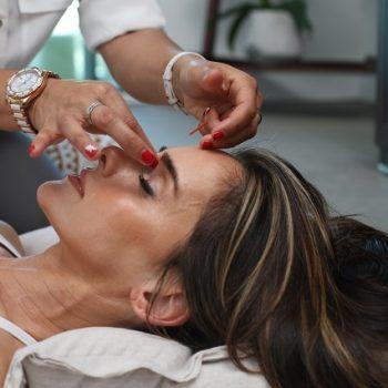 Spa treatments eliminate stress