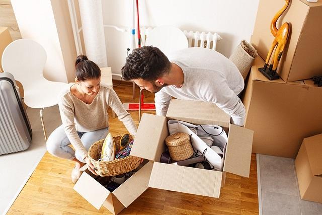 start moving house