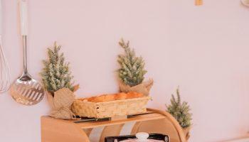 pastel kitchen colors